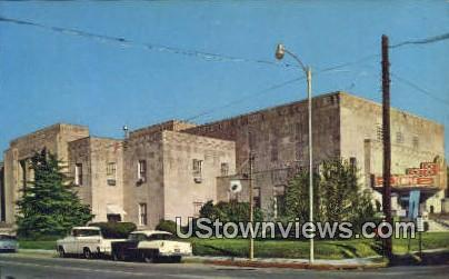 Masonic Temple - Fort Smith, Arkansas AR Postcard