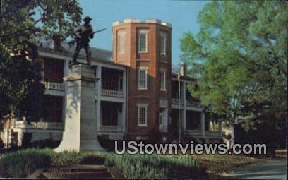 MacArthur Park - Little Rock, Arkansas AR Postcard