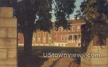 Fort Smith National Historic Site - Arkansas AR Postcard