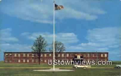Headquarters, Little Rock Air Force Base - Jacksonville, Arkansas AR Postcard