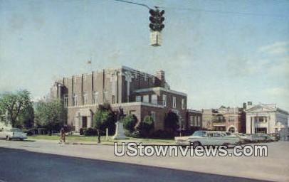 Craighead County Court House - Jonesboro, Arkansas AR Postcard