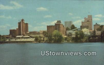 Arkansas River - Little Rock Postcard