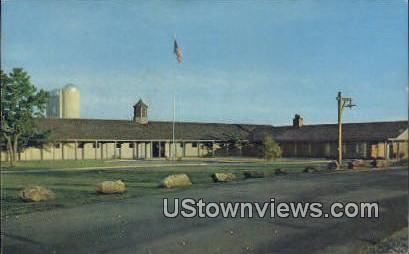 Winrock Farm, Petit Jean Mountain - Morrilton, Arkansas AR Postcard