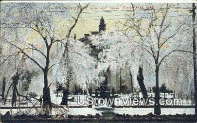 Old State Capitol - Little Rock, Arkansas AR Postcard