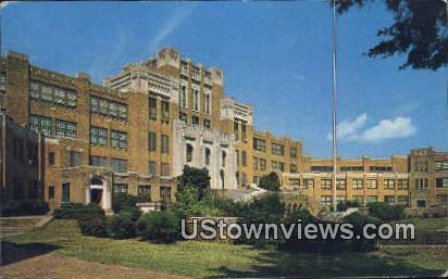 Central High School - Little Rock, Arkansas AR Postcard