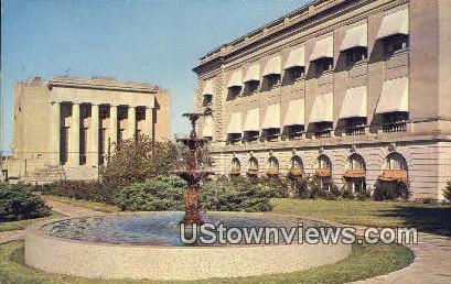 Pulaski County Courthouse - Little Rock, Arkansas AR Postcard