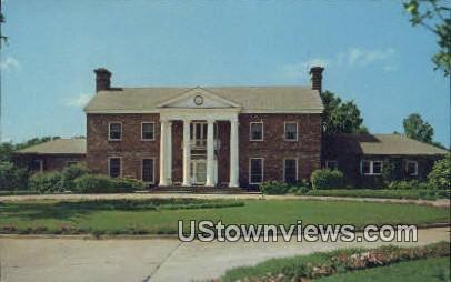 Governor's Mansion - Little Rock, Arkansas AR Postcard