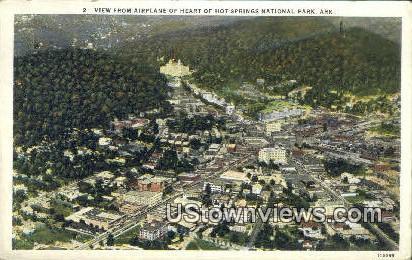 Hot Springs National Park, Arkansas,    ;    Hot Springs National Park, AR, Postcard