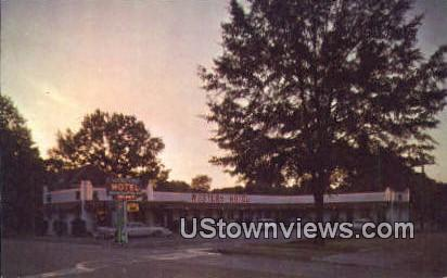 Western Motel - DeQueen, Arkansas AR Postcard