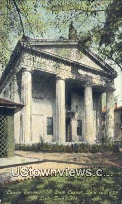 Old State Capitol 1832 - Little Rock, Arkansas AR Postcard