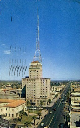 Hotel Westward Ho - Misc, Arizona AZ Postcard