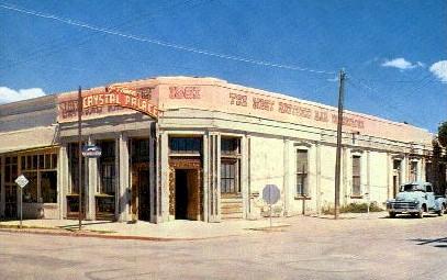 The Crystal Palace - Tombstone, Arizona AZ Postcard