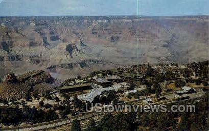 El Tovar Hotel - Grand Canyon National Park, Arizona AZ Postcard