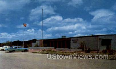 Visitors Center - Ajo, Arizona AZ Postcard