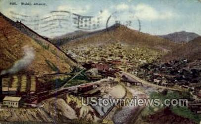 Bisbee, AZ, Arizona Postcard