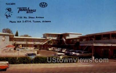 Travelodge - Tucson, Arizona AZ Postcard
