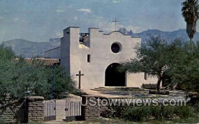 St. Philip's Episcopal Church - Tucson, Arizona AZ Postcard