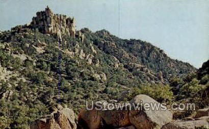 Cochise Stronghold - Willcox, Arizona AZ Postcard