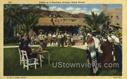 Southern Arizona Guest Ranch - Misc Postcard