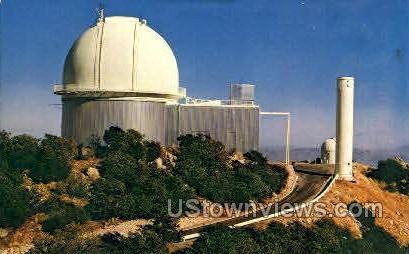Kitt Peak National Observatory - Tucson, Arizona AZ Postcard