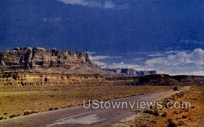 Vermilion Cliffs, AZ, Arizona Postcard