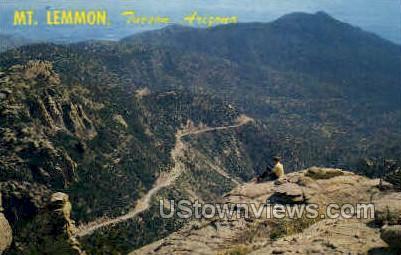 Mt. Lemmon - Tucson, Arizona AZ Postcard