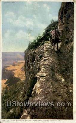 Cape Horn - Grand Canyon National Park, Arizona AZ Postcard