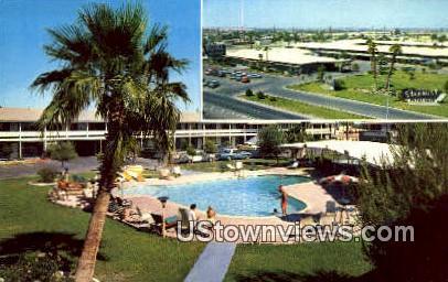 Hotel Stardust - Yuma, Arizona AZ Postcard