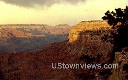 Mohave Point - Grand Canyon National Park, Arizona AZ Postcard