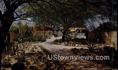 Ghost Ranch Lodge - Tucson, Arizona AZ Postcard