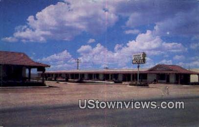 Desert Breeze Motel - Willcox, Arizona AZ Postcard