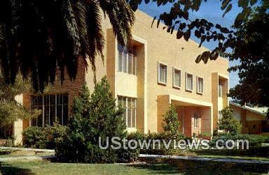 Arizona State College - Tempe Postcard
