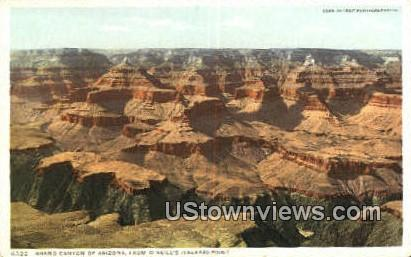 O'Neill's Point - Grand Canyon National Park, Arizona AZ Postcard