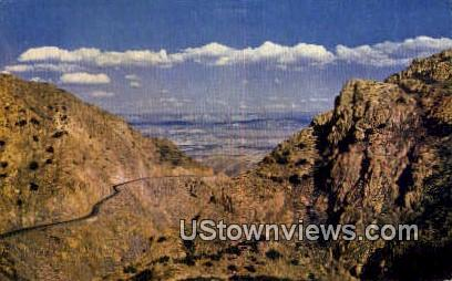 Misc, Arizona, Postcard
