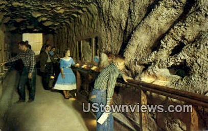 Underground Tunnel - Tucson, Arizona AZ Postcard