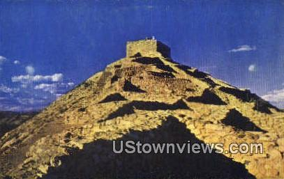 Ancient Tuzigoot Ruins - Verde Valley, Arizona AZ Postcard