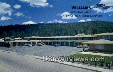 Travelodge - Williams, Arizona AZ Postcard
