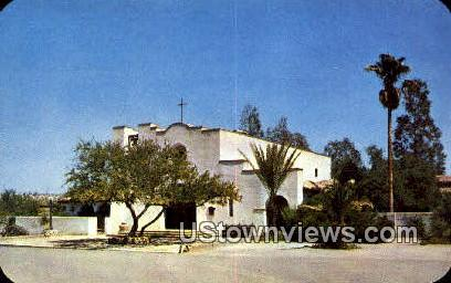 St. Phillips - Tucson, Arizona AZ Postcard