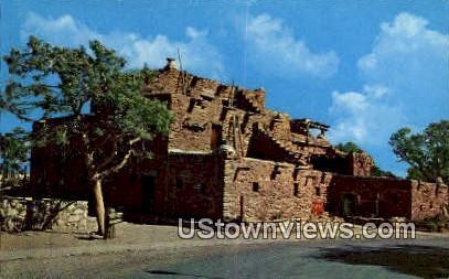 Hopi House - Grand Canyon National Park, Arizona AZ Postcard