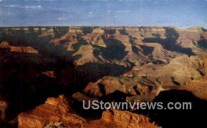 Maricopa Point - Grand Canyon National Park, Arizona AZ Postcard