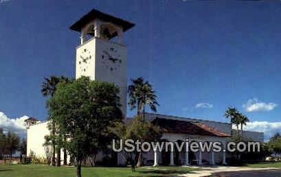 The Library - Sun City West, Arizona AZ Postcard