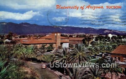 University of Arizona - Tucson Postcard