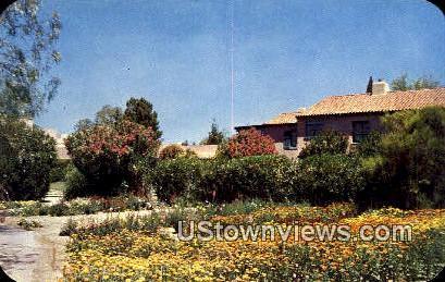 Arizona Inn - Tucson Postcard