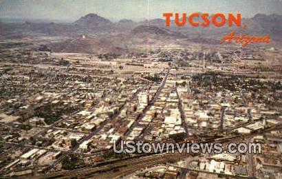 Tucson, Arizona, Postcard