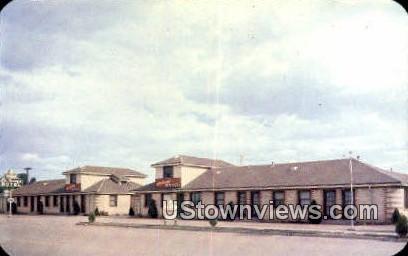 La Siesta Motel - Winslow, Arizona AZ Postcard