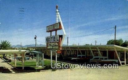 Desert Gem Motel - Yuma, Arizona AZ Postcard