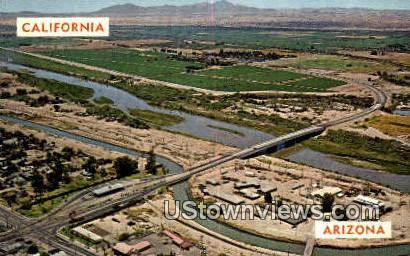 Yuma, Arizona, Postcard