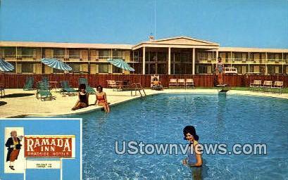 Ramada Inn - Yuma, Arizona AZ Postcard