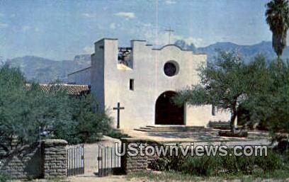 St. Philip's, Hills Episcopal Church - Tucson, Arizona AZ Postcard