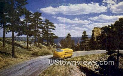 Angel's Window - Grand Canyon National Park, Arizona AZ Postcard